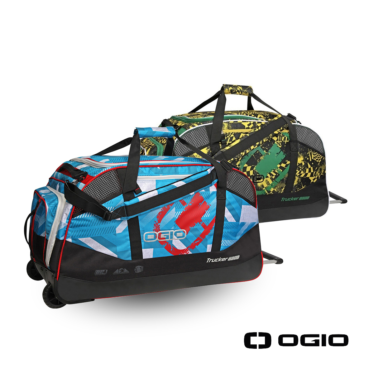 Ogio Trucker 8800 Le Wheeled Bag