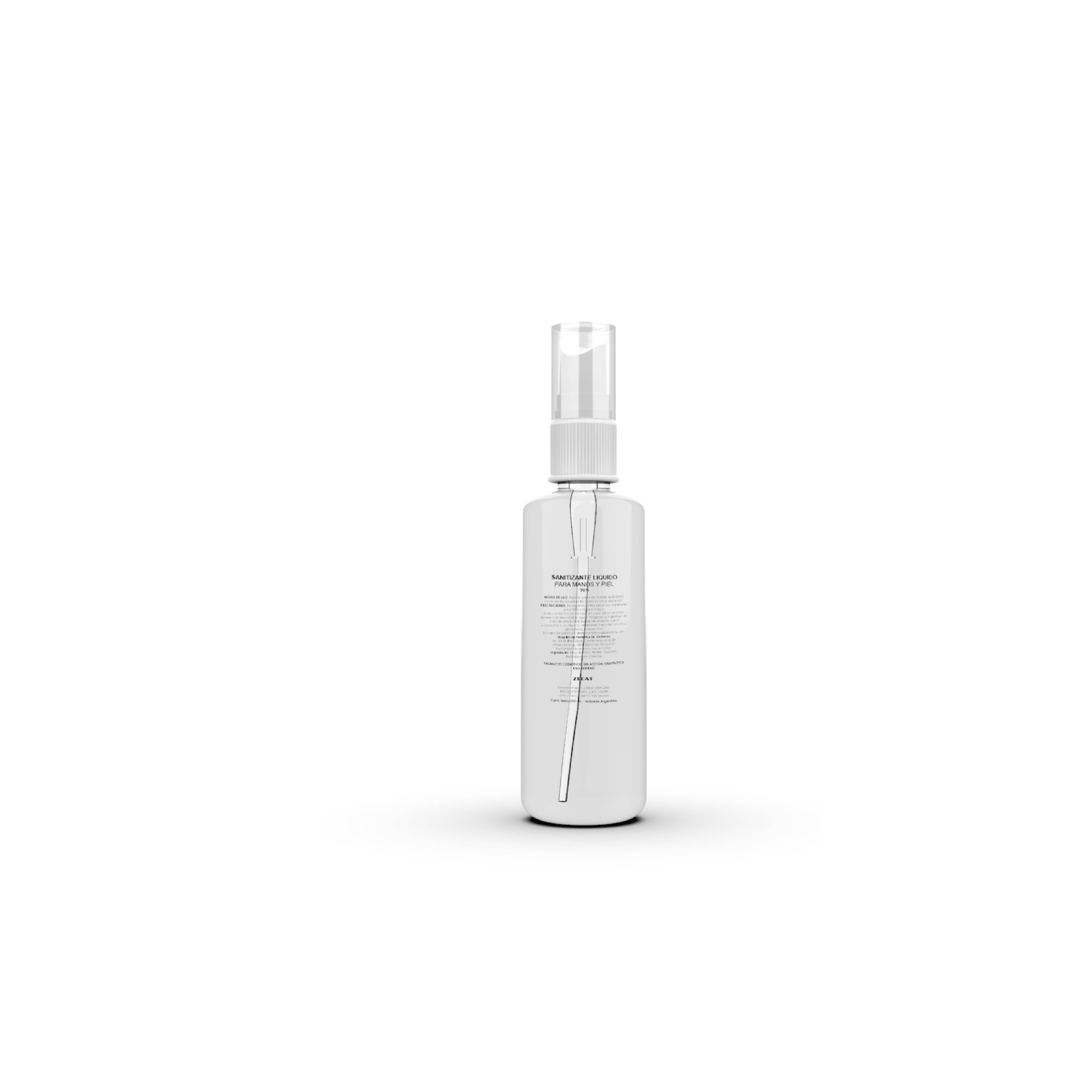 Spray Sanitizante 65 Ml con Pulverizador