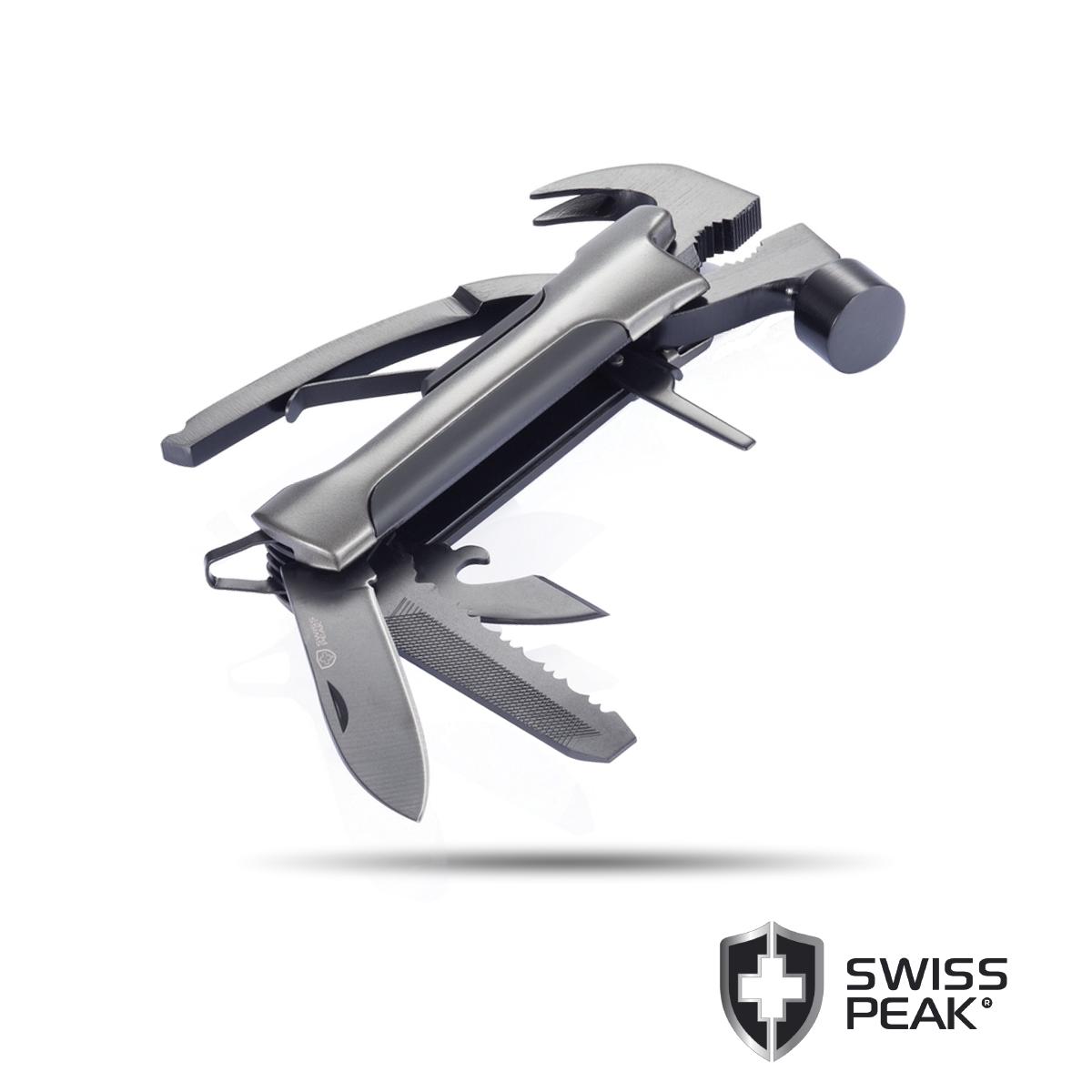 Multitool Hammer Swiss Peak