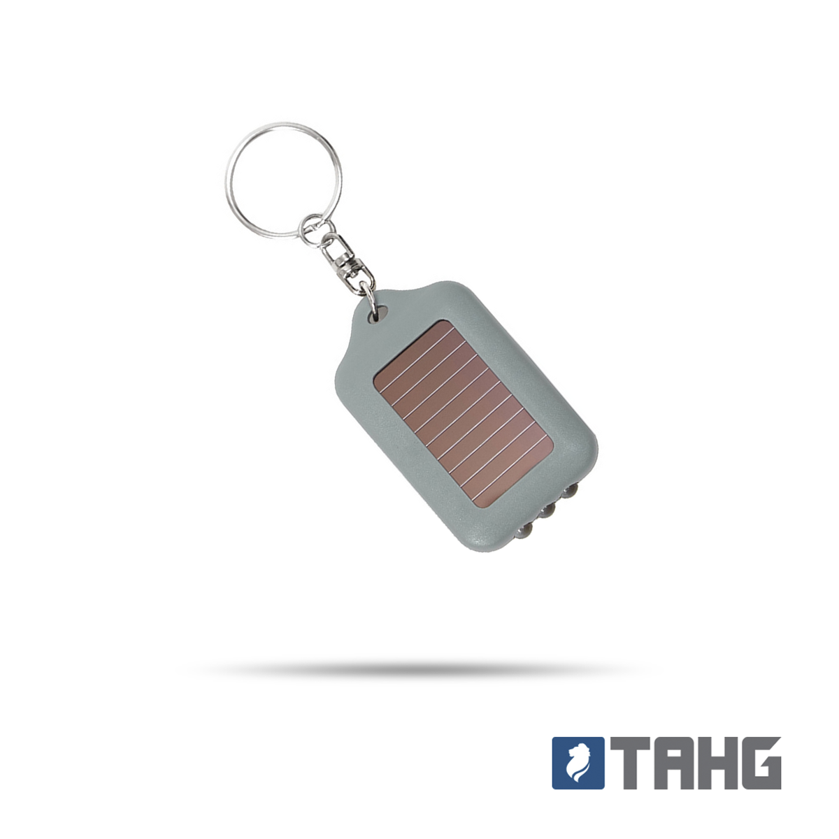 Llavero Solar Key - Luz LED