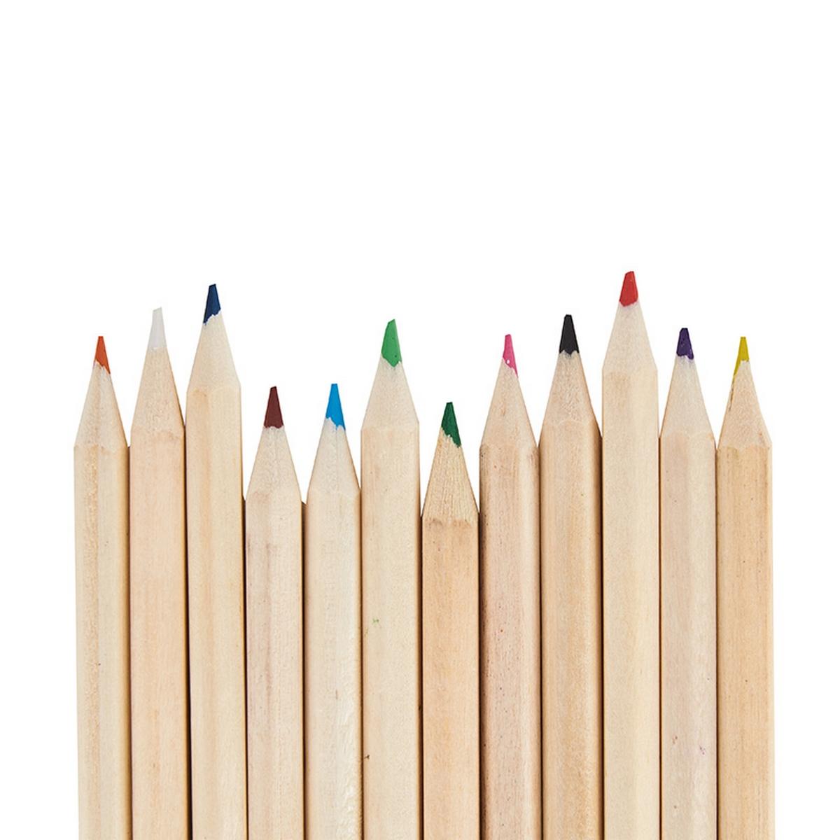 Set de Lapices de Colores x 12 unidades