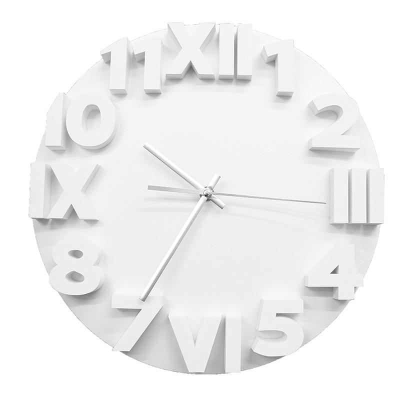 Reloj de Pared RJP 1064 BLANCO